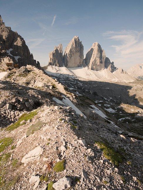 Drei Gipfel