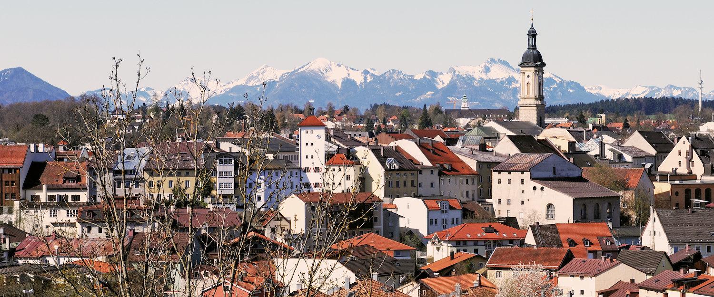 Ferienwohnungen und Ferienhäuser in Traunstein