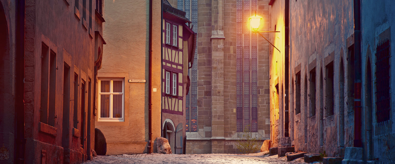 Charmante Altstadt von Bad Mergentheim