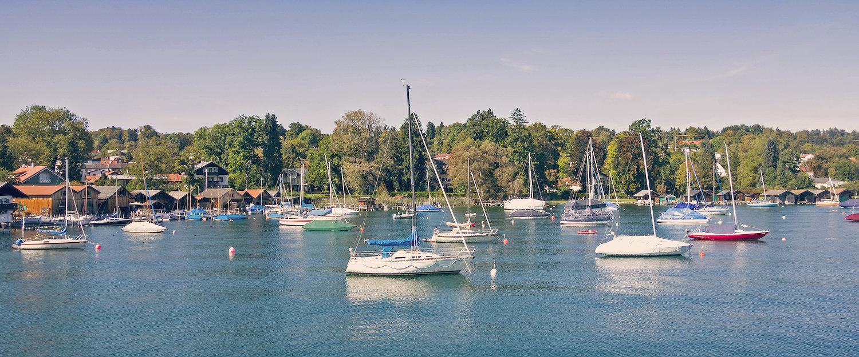Traumhafter Starnberger See