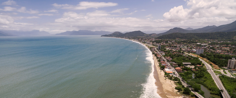 Apartamentos e casas de temporada em Praia Grande