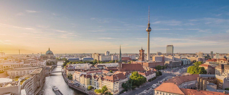 Ferienwohnungen und Ferienhäuser in Berlin