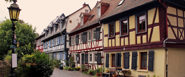 Altstadt in Frankfurt an der Oder