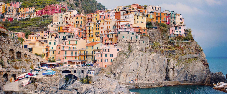 Ferienwohnungen und Ferienhäuser in Cinque Terre