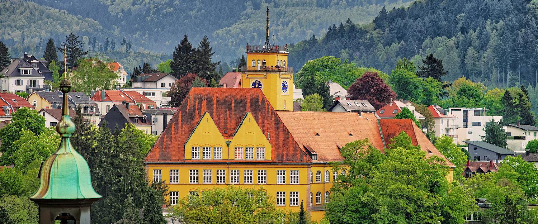 Baden-Baden im Schwarzwald