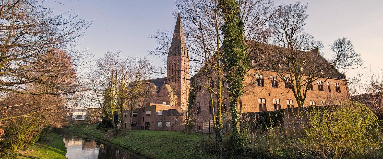 Historische Kirche in Kleve