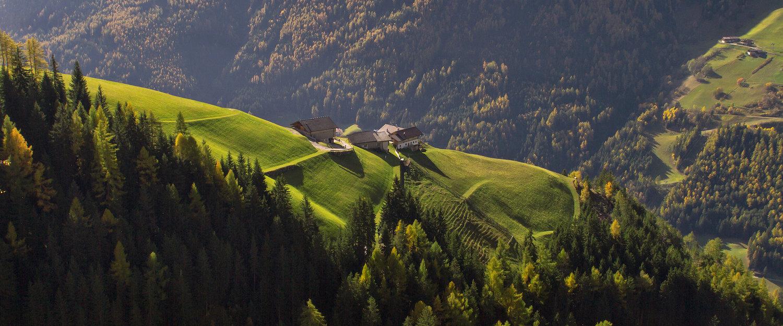 Dolomiten in Pustertal Tirol