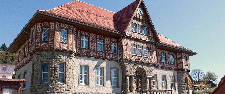 Altes Rathaus in Schierke