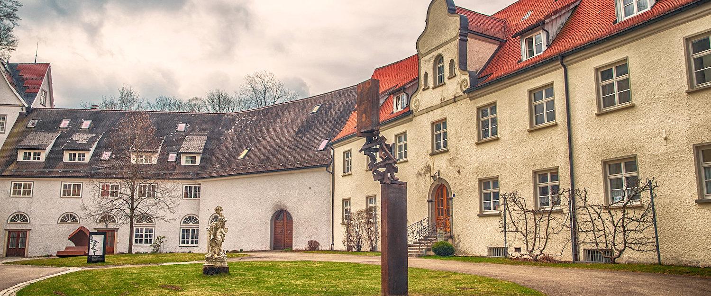 Bayerische Stadt Isny im Allgäu