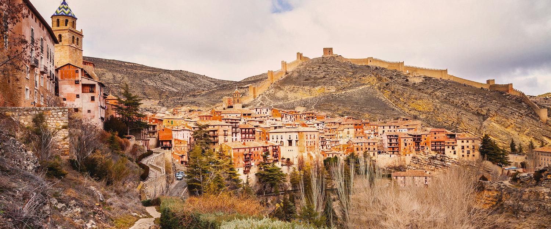 Apartamentos y alquileres vacacionales en Albarracín
