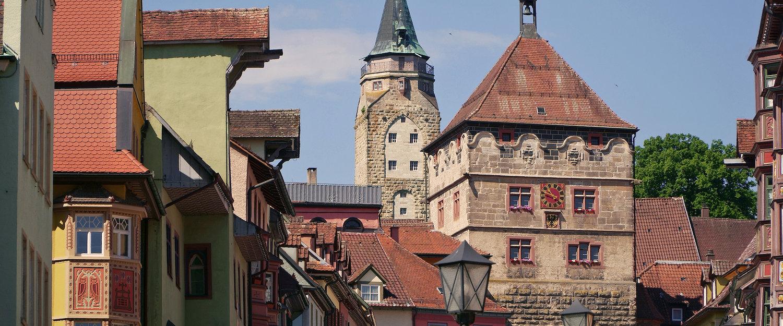 Rottweil, die älteste Stadt Baden-Württembergs