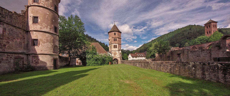 Klosterstätte von Calw