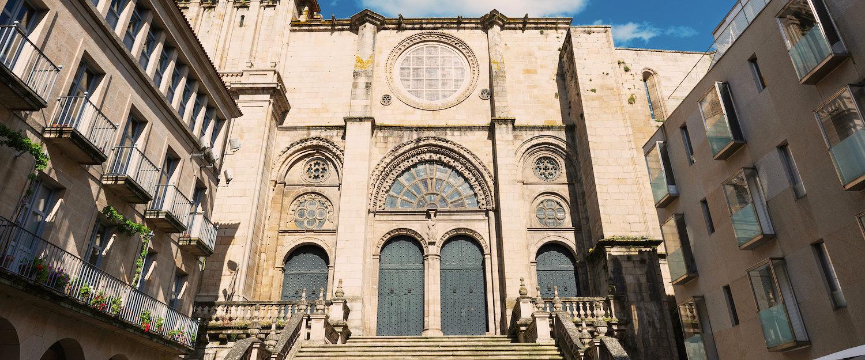 La Catedral Románica de Orense