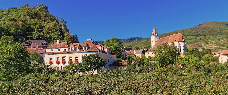 """Landkirche """"Spitz"""" in Wachau"""