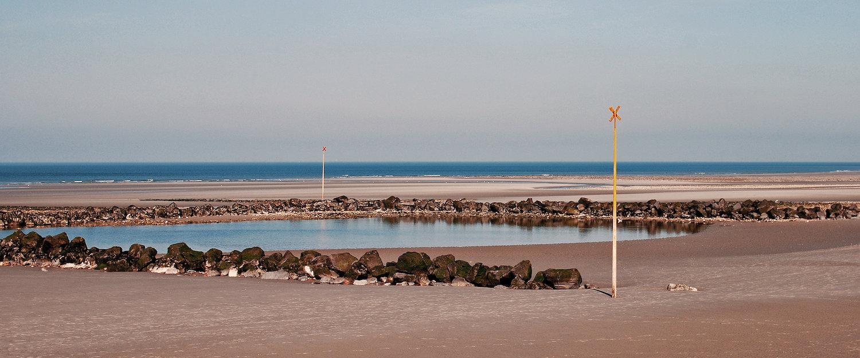 Geniet van cultuur en zandstrand in Boulogne-sur-Mer.