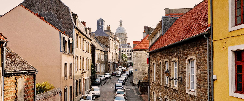 Ontdek de mooie havenstad Boulogne-sur-Mer.