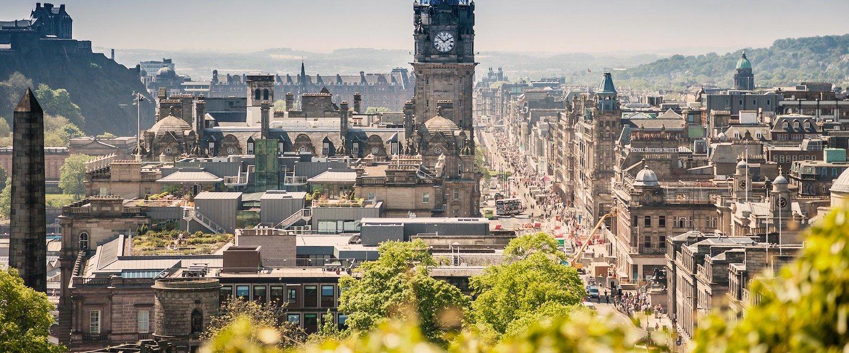 Ferienwohnungen und Ferienhäuser in Edinburgh