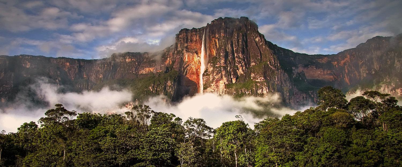 "El Monte Roraima del projecto ""the lost world"""