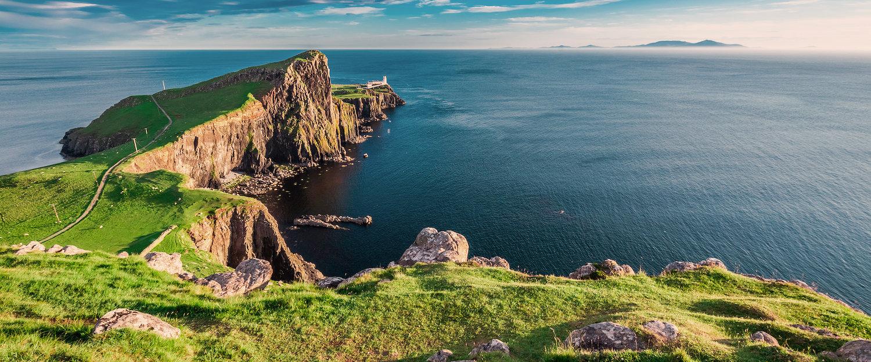Ferienwohnungen und Ferienhäuser auf Skye
