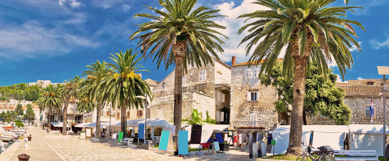 Urlaub am Mittelmeer auf Hvar