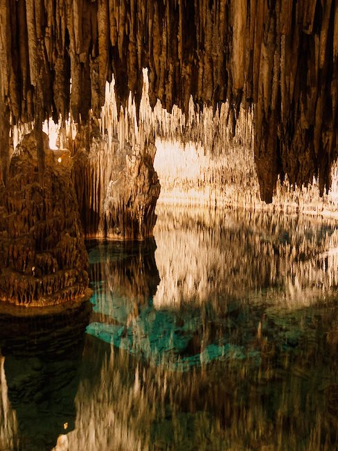 Grotte souterraine, Cala Millor