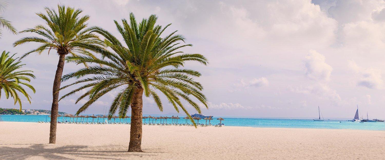 La playa de S'illot