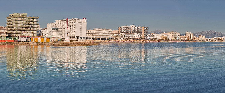 Ferienwohnungen und Ferienhäuser  Can Picafort