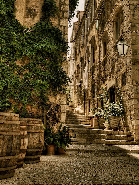 Calle de Dubrovnik