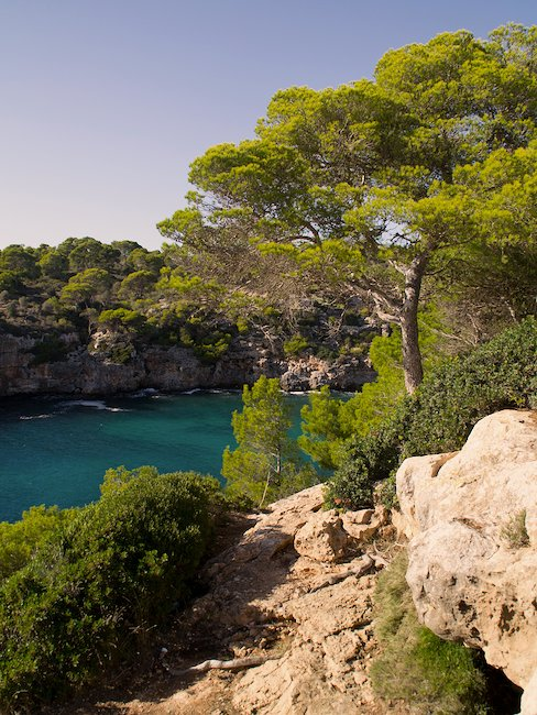 Côte Calas de Mallorca