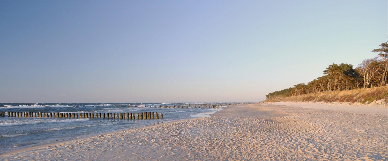 Domy i apartamenty wakacyjne nad Morzem Bałtyckim