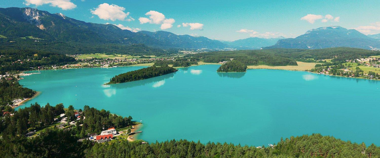 Ferienwohnungen und Ferienhäuser am Faaker See