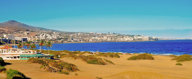 Ferienwohnungen und Ferienhäuser in Playa del Inglés