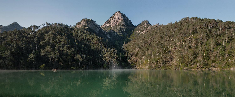 Lago de Berga