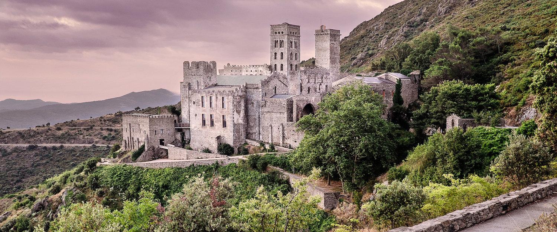 Monasterio de Sant Pere de Rodes, El Port de la Selva