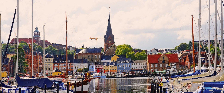 Ferieboliger og sommerhuse i Flensborg Fjord