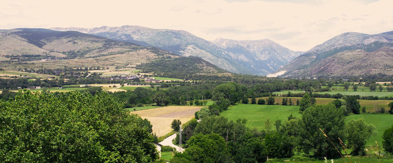 Los Pirineos y el paisaje