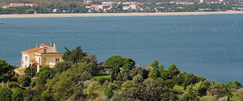 Vue sur mer - Argelès-sur-Mer