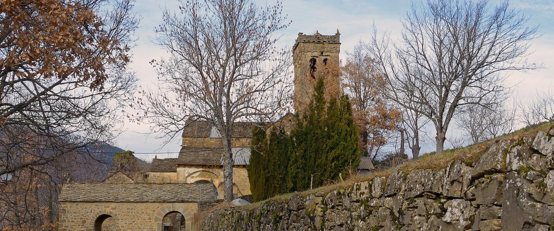 Iglesia en Broto