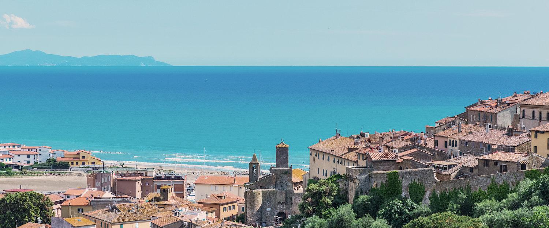 Ferienwohnungen und Ferienhäuser in Castiglione della Pescaia