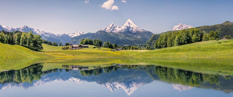 Ferieboliger og sommerhuse i Bayern