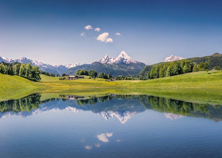 Ferienwohnungen und Ferienhäuser in Bayern