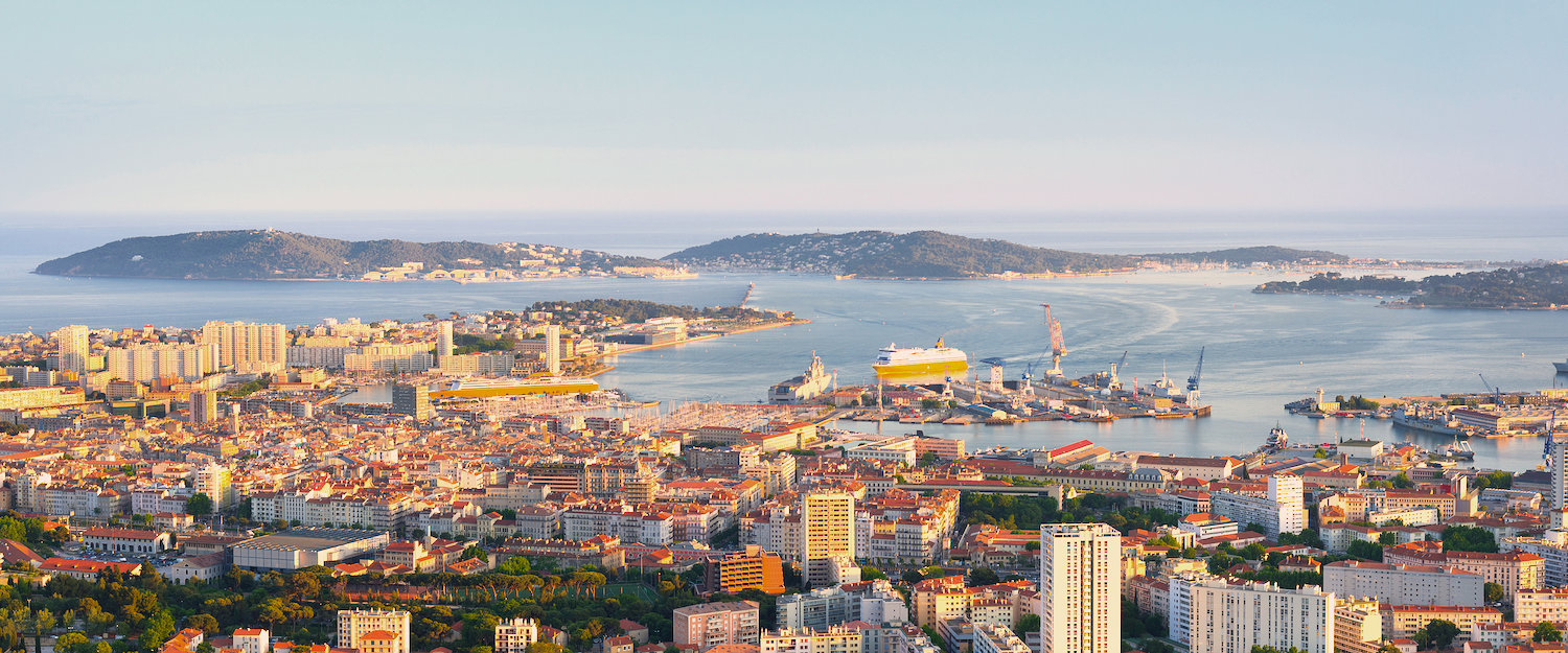 Holiday rentals and lettings in Toulon