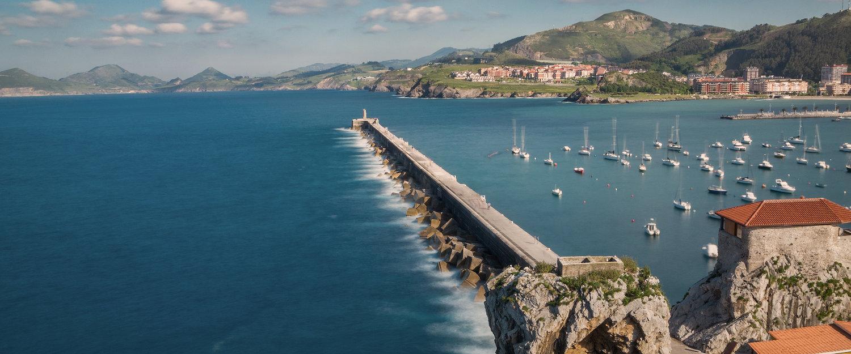 El puerto de Castro Urdiales