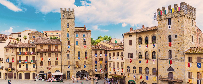 Casas Rurales en Arezzo