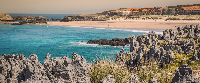 Playa de Helgueras en Noja