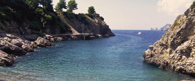 Spiaggia di Ieranto.