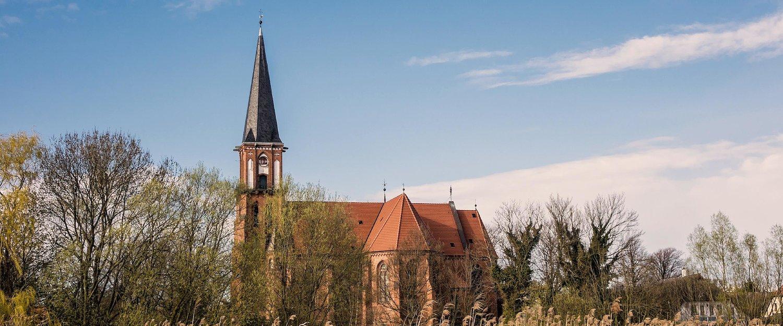 Kirche in Wustrow