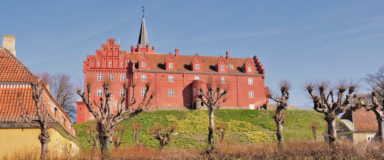 Das Tranekaer Schloss und -museum
