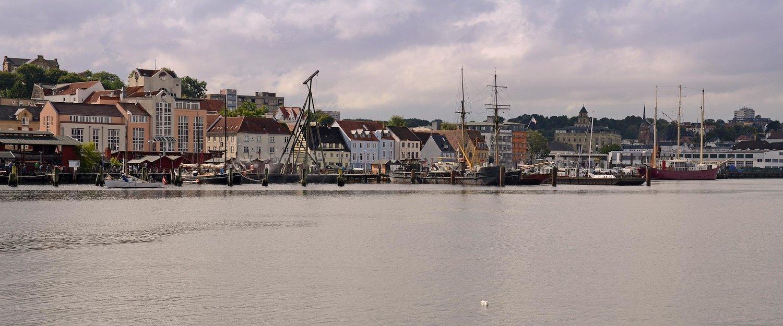 Semesterhus och lägenheter i Flensburg