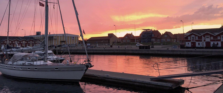 Semesterhus och lägenheter i Læsø